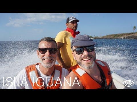 Isla Iguana / Panama Travel Vlog #177 / The Way We Saw It