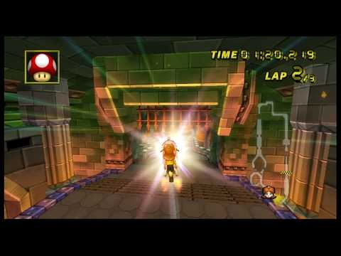[MKW] Bowser's Castle - 02:14.513 - Haarp◆0214