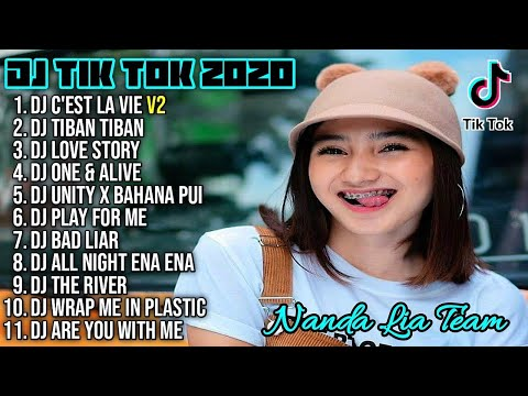 Dj Tik Tok Terbaru 2020   Dj C'est La Vie Full Album Remix 2020 Full Bass Viral Enak