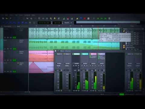 Db_155-Arp1-3a feat. Qtractor automation, samplv1