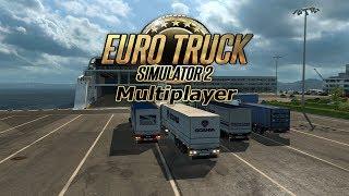 Строго по ПДД 3  [ETS 2 MP]// Euro Truck Simulator 2.  #15 (руль logitech g29)