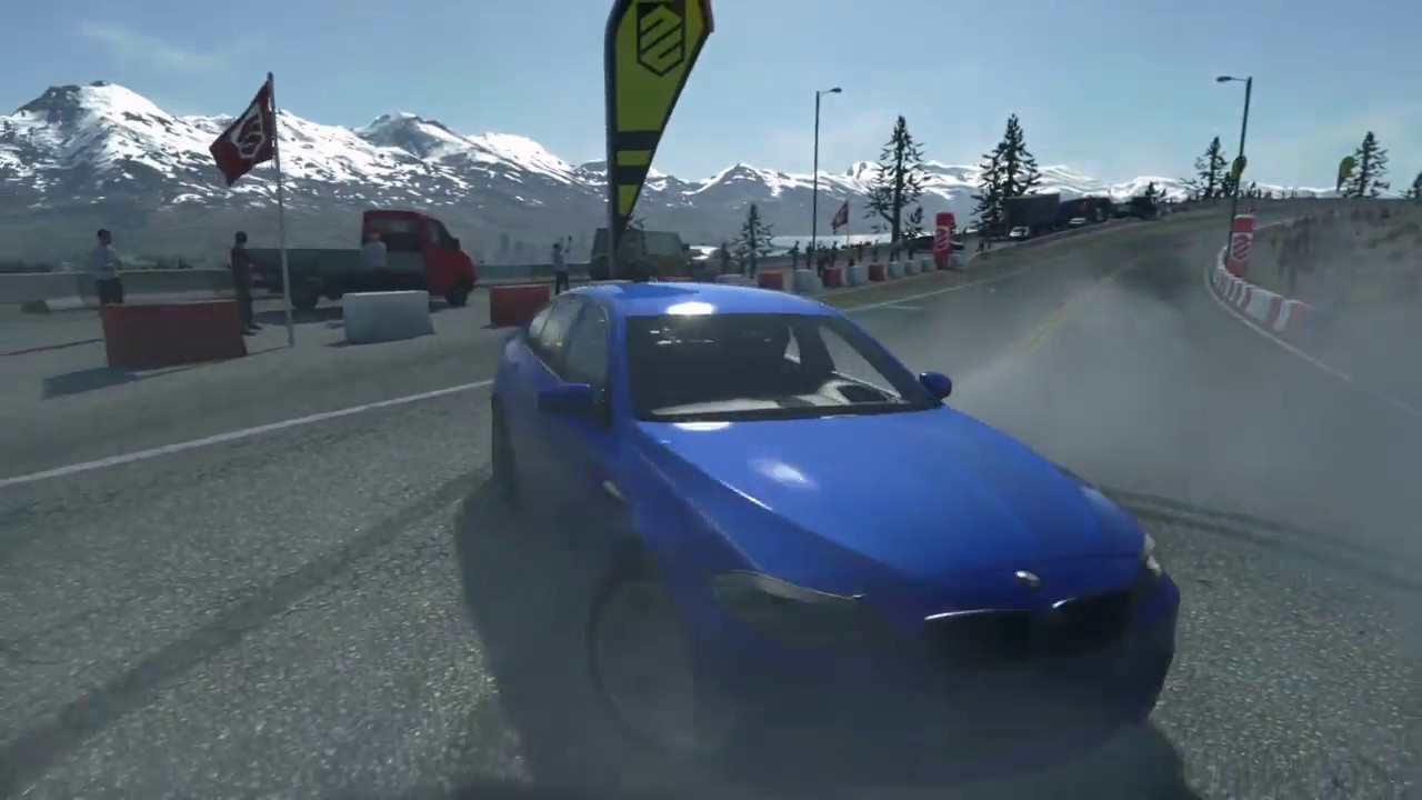 DRIVECLUB™ | Bmw M5 | Drift !! Drive in Canada #PS4Gameclub