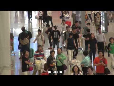 20160531 ICN Airport nichkhun
