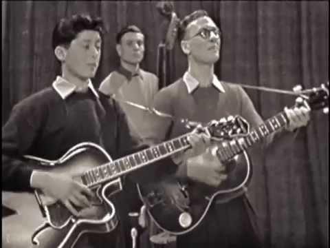 Jimmy Page (1957 Skiffle Band)