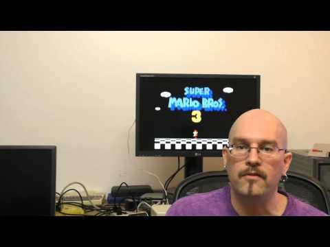Hi Def NES Update 1