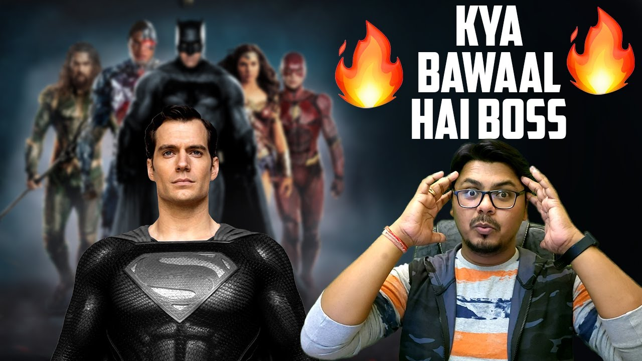 Download JUSTICE LEAGUE Snyder's Cut HONEST REVIEW in Hindi | Yogi Bolta Hai