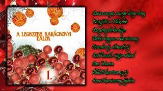 ✮ A legszebb karácsonyi dalok válogatása 1. | Nagy Zeneklub |