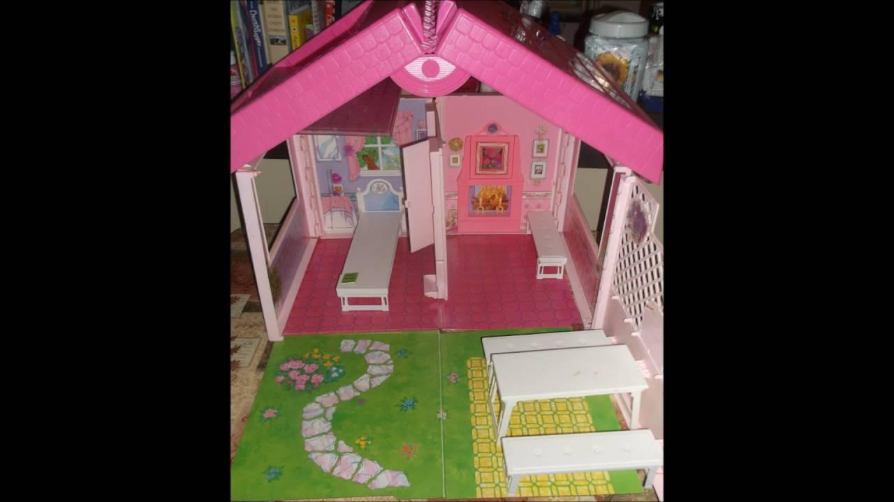 Vintage Barbie Doll House Yard Sale Find