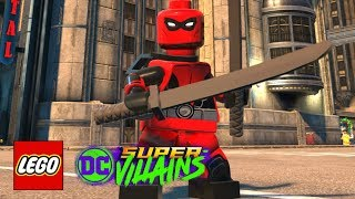 LEGO DC Super-Villains - How To Make Deadpool
