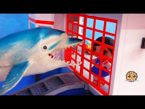 It&39;s All Over  Strange Ocean Part 5 Playmobil Toy Series by Cookie Swirl C