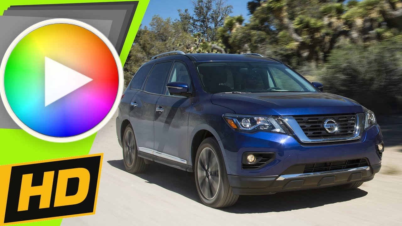 2017 Nissan Pathfinder Paint Colors