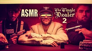 """ASMR ROLEPLAY 💰The Tingle Dealer 💰EP#2 """"The Psychic 🔮"""" ft. Sandra Relaxation ASMR, Eddie CuDi"""
