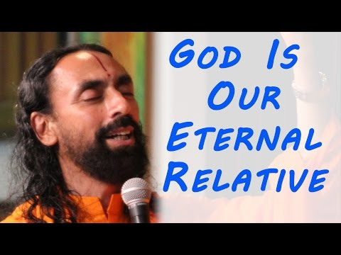 Nature of our relation with God? By Swami Mukundananda