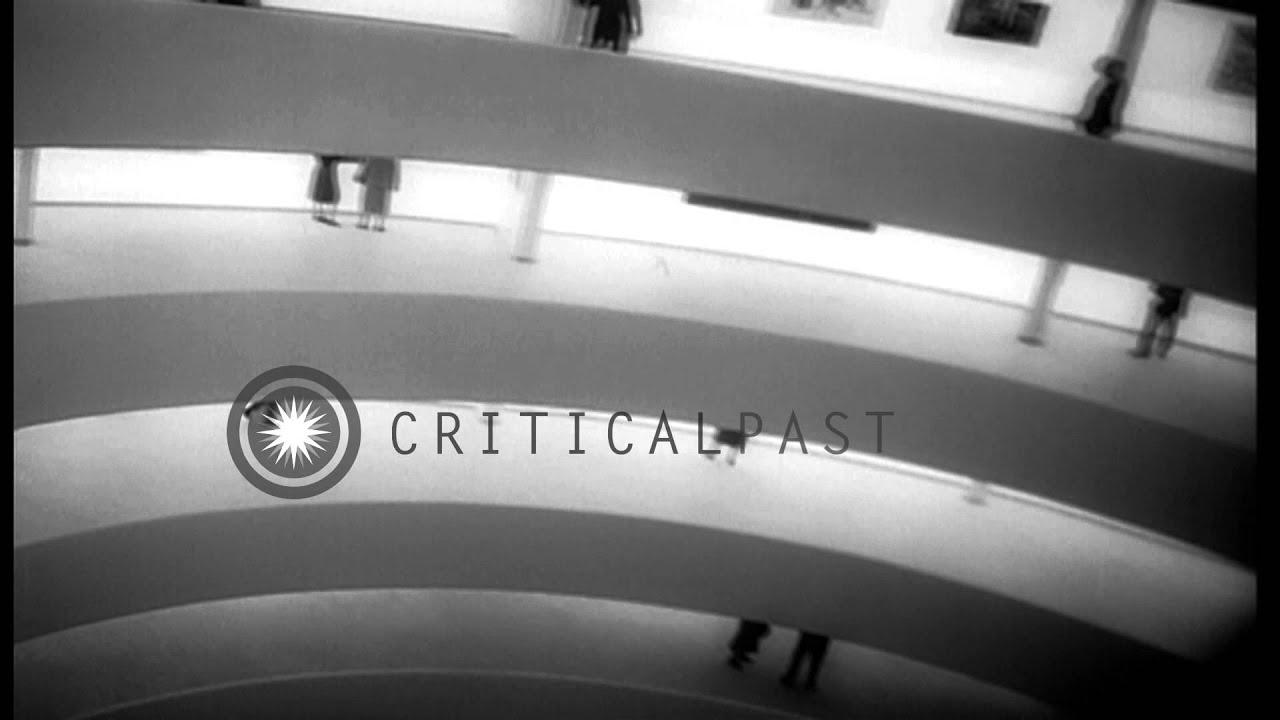 Solomon . Guggenheim Museum Opens In York City. Hd