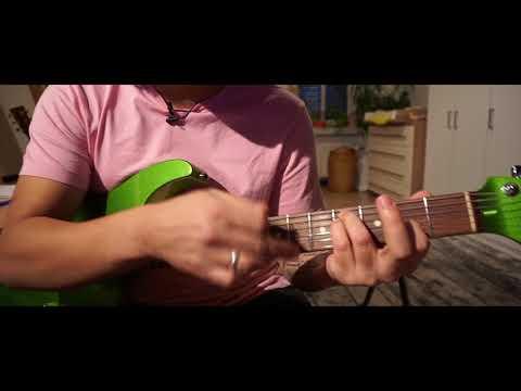 Adrian Pradhan - Birsera Malai Cover Kripa Unplugged Version Guitar Lesson (Nepali guitar tutorial)