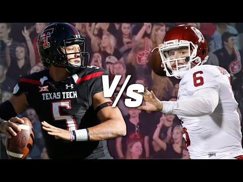 Throwback to Mahomes vs. Mayfield College Matchup Ahead of Browns vs. Chiefs Divisional Round