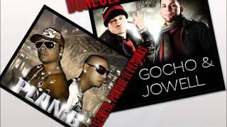 Plan B, Gocho & Jowell - Merengueton (DJ Jhoan)