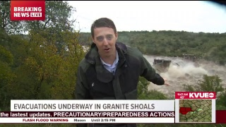 LIVE: Historic flooding of Llano River near Austin