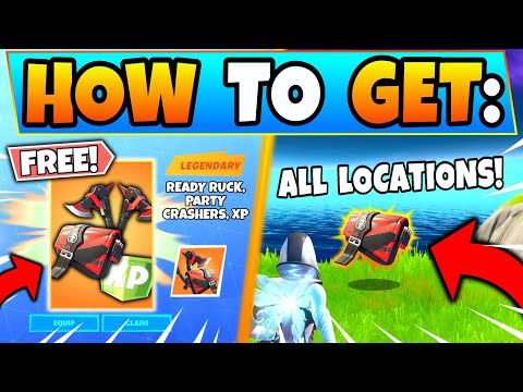 HOW TO GET FREE PICKAXE & BACK BLING In The Chaos Rising Loading Screen! Fortnite Sorana Challenges