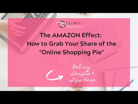 Internet Shopping And The Amazon Effect | How To Make The Most Of Your Online Marketing