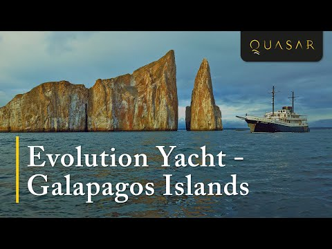 Galapagos Cruise aboard M/V Evolution: Relive the Charles Darwin Adventure