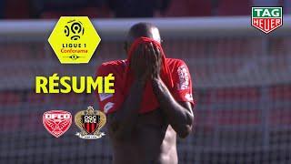 Dijon FCO - OGC Nice ( 0-1 ) - Résumé - (DFCO - OGCN) / 2018-19