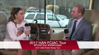 HAN Network FCIAC Winter Sports Tour 2017-18: Ridgefield High School Girls Basketball