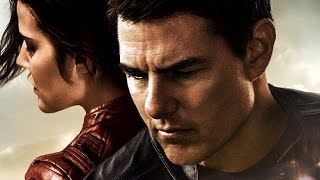 Jack Reacher: Never Go Back with Tom Cruise
