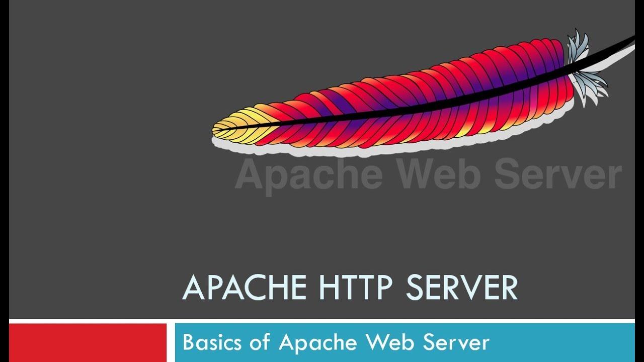 Basics of Apache Webserver