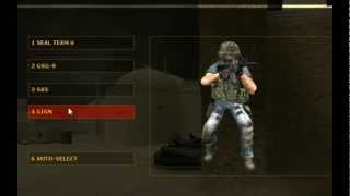 Repeat youtube video MW2 TF 141 and Seals for CS:S