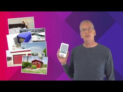 Mobeye i110 GSM PIR Overview Video