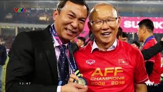 Thủ Tướng Nguyễn Xuân Phúc cảnh cáo Liên Đoàn Bóng Đá VFF Và Bức Tâm Thư Của HLV Bae Ji - Won