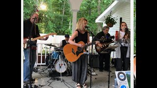 Carrie Zazz Band covers Wish You Were Here