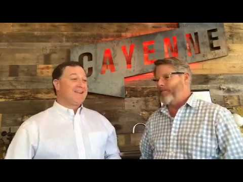NOMBERG LAW LIVE: Bernard interviews Dan Monroe, Principal with Cayenne Creative Group.