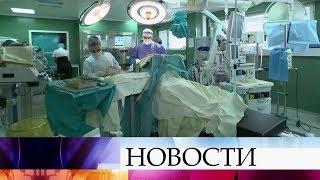 На конференции молодых ученых в институте Склифосовского рассказали о новых разработках в хирургии.