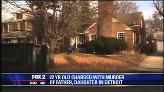 Two dead after foreclosure eviction gunfight in Detroit