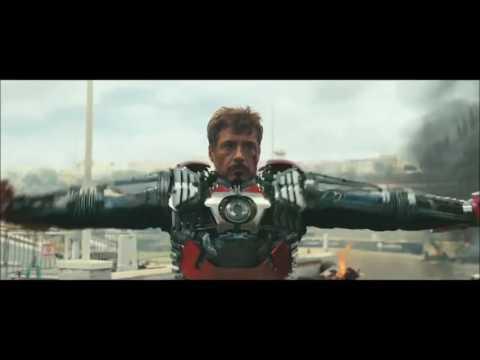 AC DC   Back in Black   Iron man's clip ฟังไปเล้นเกมไปนะขอรับ