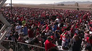 🔴 Watch LIVE: President Trump Holds Make America Great Again Rally in Bullhead City, AZ 10-28-20