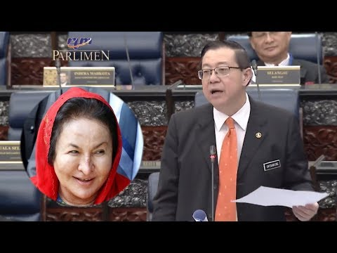 Guan Eng: No taxes were paid for Rosmah's jewellery