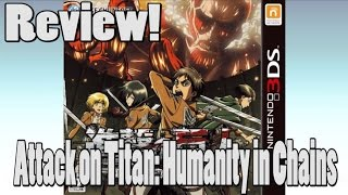 Review of Attack On Titan Humanity In Chains For 3DS by Protomario