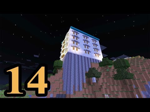 UN CASTILLO DE PELÍCULA | SURVIVALMINECRAFT #14