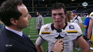 Jerry Jones' grandson leads HS title game comeback in epic fashion | SportsCenter | ESPN