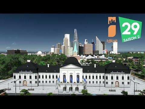 Cities Skylines - Episode 29   L'Offensive et Saint-Michel se transforment