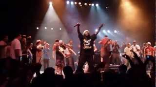 KRS-ONE Live in Sydney 2012