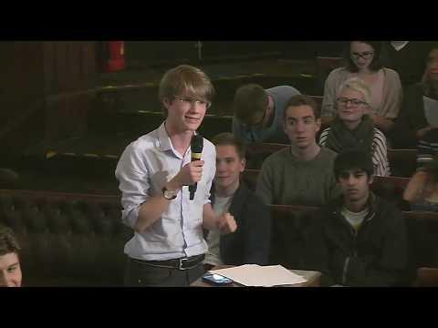 Emergency Debate 1 | Cambridge Union