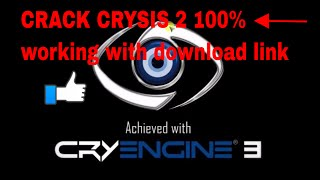How to activate Crysis2 for free(crack crysis2/activation bypass)+(download link)(without serial key