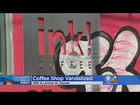 Coffee Shop Vandalized After Posting Gentrification