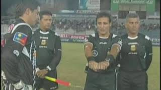 Estudiantes de La Plata 1 - 0 Godoy Cruz (Clausura 2009 Fecha 17 - Partido Completo - Primer Tiempo)
