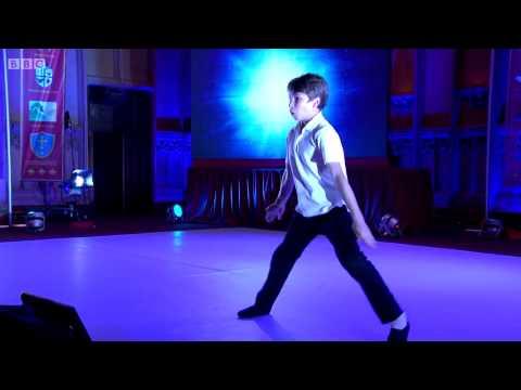 "Bradley Perret ""Electricity"" @ Pearson Teaching Awards 2014 (Billy Elliot)"