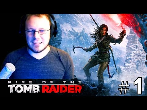 Aaron Plays Rise of the Tomb Raider #1